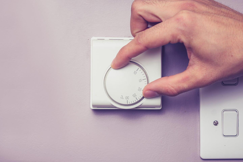 Climatisation réversible avec variateur de température électrique